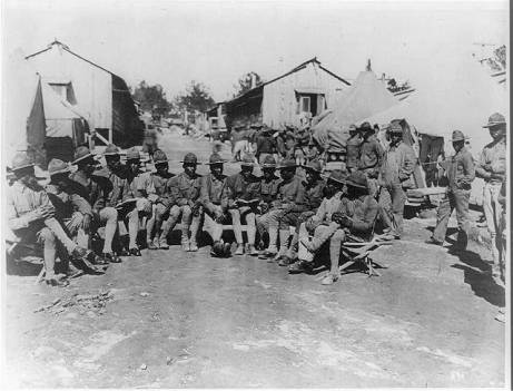 Camp Gordon 1918-1919 - III